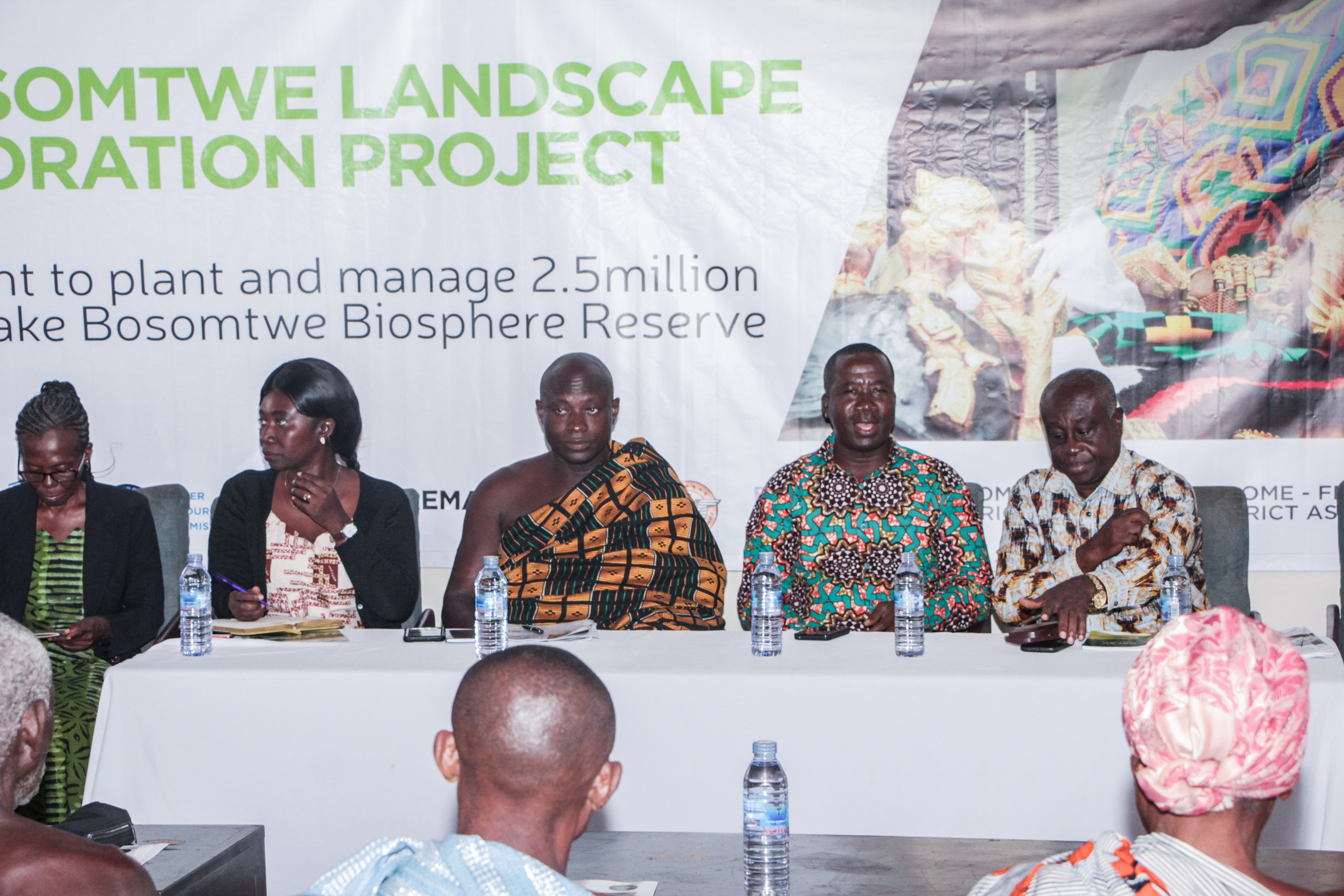 Stakeholder Meeting with Partners of Asantehene