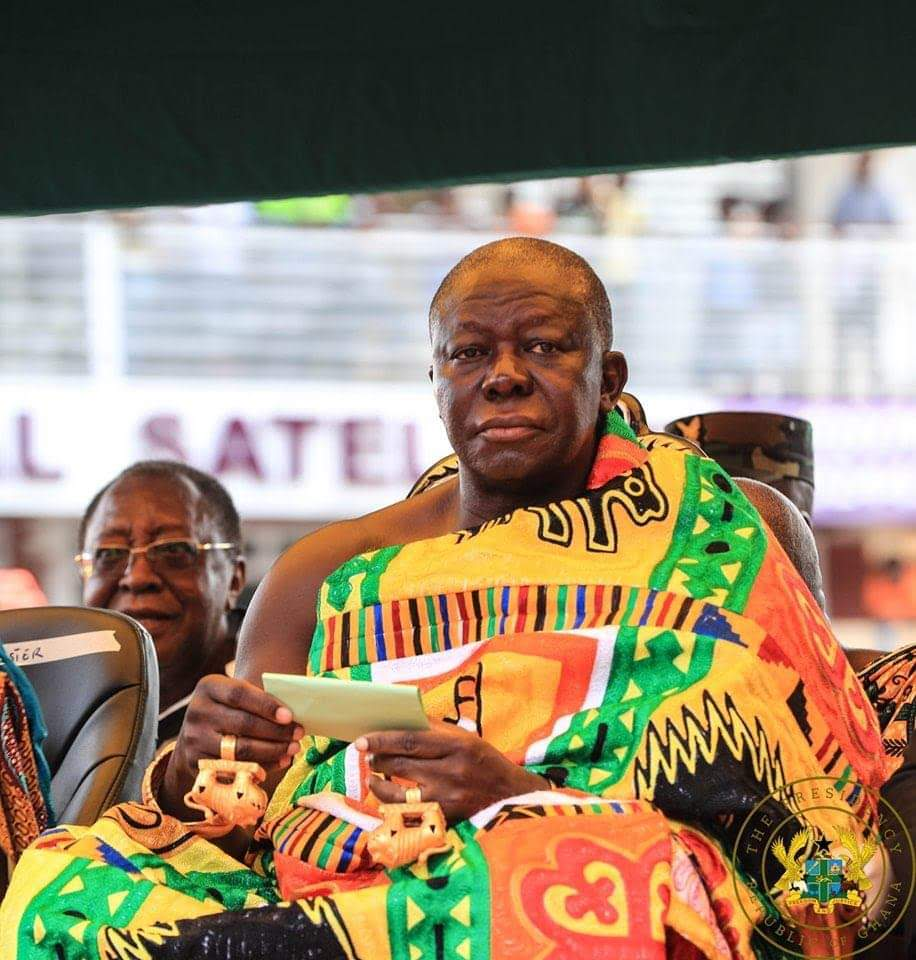 """Do more to protect Ghana's forests"" – Asantehene urges Forestry Commission"