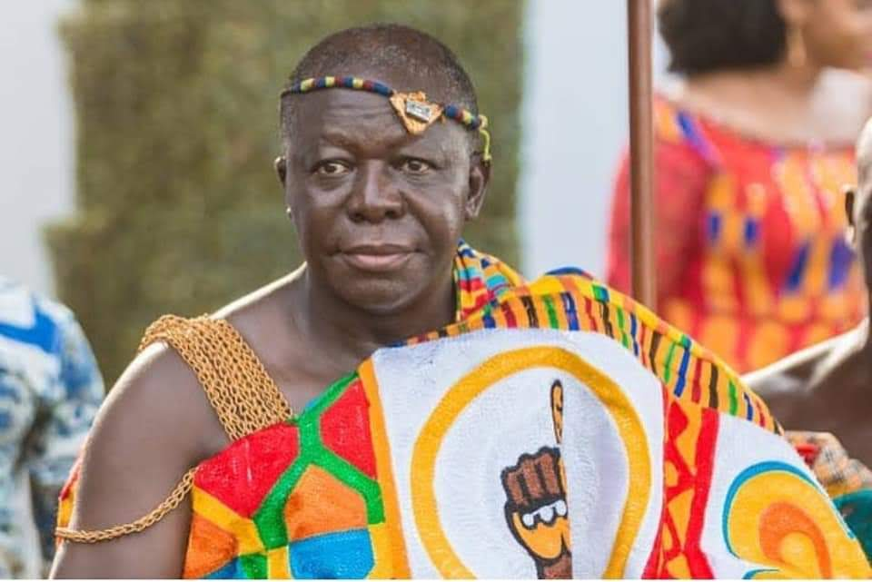 Otumfuo Osei Tutu joins global efforts to mitigate Climate Change