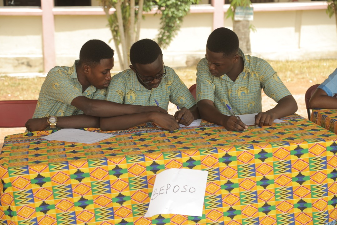 Bosomtwe District Quiz Competition